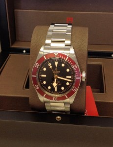 Tudor replica Heritage Black Bay 41mm 79220Ra